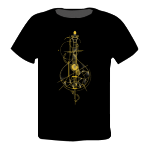 guitarra-portuguesa-amarela